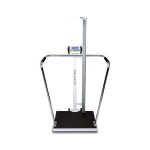 electronic patient weighing scale / bariatric / with digital display / platform