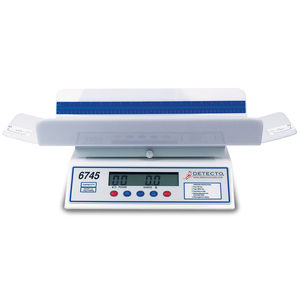 electronic baby scales / with LCD display / tabletop
