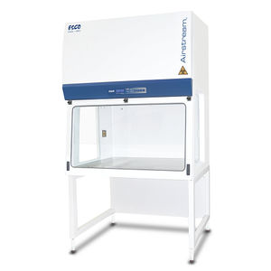 class I microbiological safety cabinet / laboratory / floor-standing / motorized