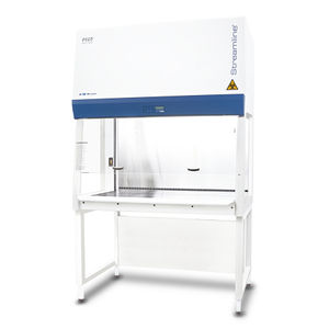 class II microbiological safety cabinet / laboratory / floor-standing