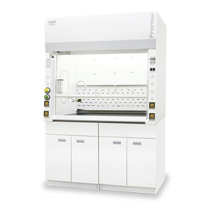 laboratory fume hood / chemical / containment / floor-standing