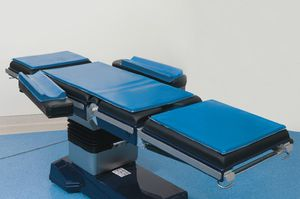 lateral positioning pad