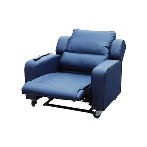 lift chair / reclining / on casters / bariatric