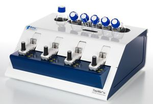automated sample preparation system / laboratory / washing / for hybridization