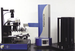 automated colony counter / benchtop / digital / fluorescence