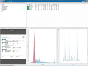 mass spectrometry software
