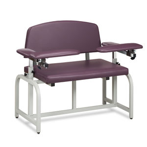 non-adjustable blood donor chair