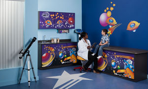 treatment room / modular / pediatric