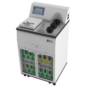 vacuum sample processor