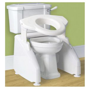 Wondrous Electric Raised Toilet Seat All Medical Device Lamtechconsult Wood Chair Design Ideas Lamtechconsultcom
