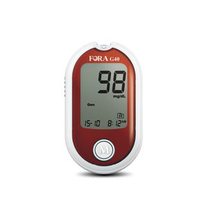 hospital blood glucose monitor
