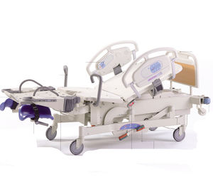 delivery bed / emergency / electric / height-adjustable