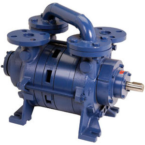 medical vacuum pump / liquid ring / impeller / immersed