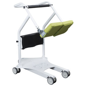 electric patient lift / on casters / for bathtubs