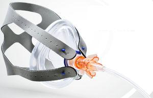 CPAP artificial ventilation mask