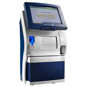 pH blood gas analyzer