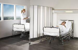 folding hospital screen