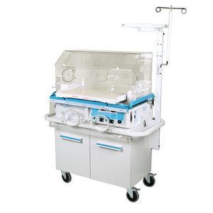 neonatal incubator with scale