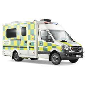 intensive care ambulance