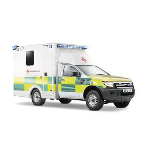 box body ambulance