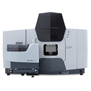 spectrometer with graphite furnace