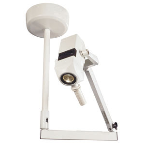 general medicine minor surgery lamp / halogen / ceiling-mounted / wall-mounted
