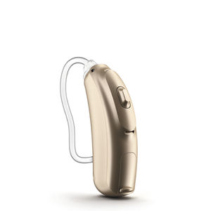 mini BTE, open fit hearing aid