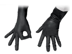 X-ray protective surgical gloves