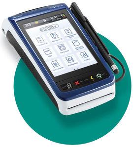 USB insurance card reader
