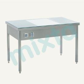 linen inspection table