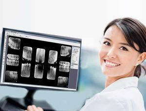 diagnostic software / control / recording / for dental imaging