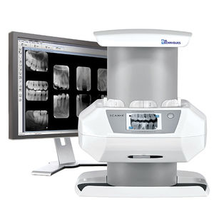 intraoral phosphor screen scanner