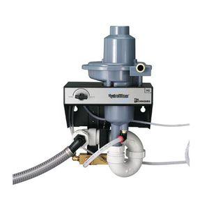 air-water vacuum pump separator