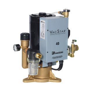 dental vacuum pump / oil-free / 3-workstation