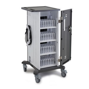 tablet PC charging computer cart
