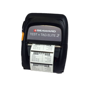 thermal transfer printer / barcode label / portable