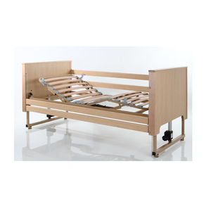 medical bed / electric / Trendelenburg / fixed-height
