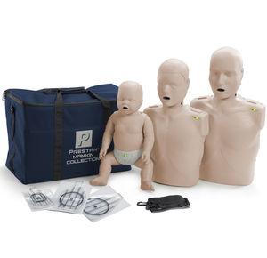manikin set training manikin / CPR / adult / infant