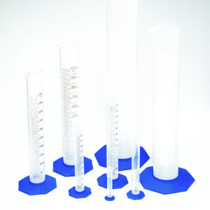 polypropylene measuring cylinder