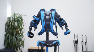 upper limbs mobility rehabilitation exoskeleton