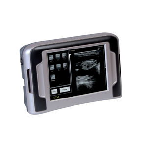 hand-held veterinary ultrasound system / multipurpose / for cattle / for sheep