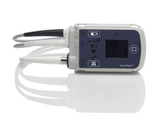 ventricle assist pump control unit / battery-powered