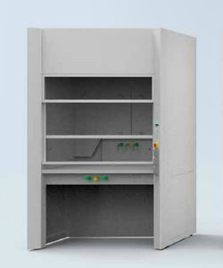 laboratory fume cupboard / modular