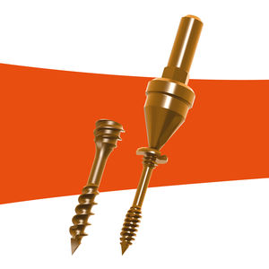 forefoot osteotomy compression bone screw