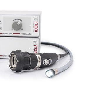 endoscope camera head / HD / with LED light