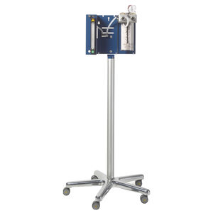 veterinary anesthesia workstation / for small animals / transportable