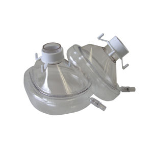 artificial ventilation veterinary mask / plastic