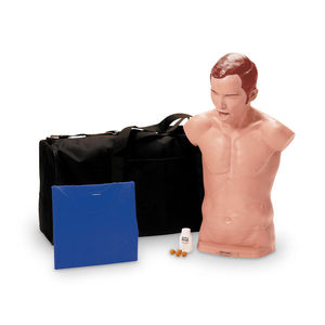 Heimlich maneuver training manikin