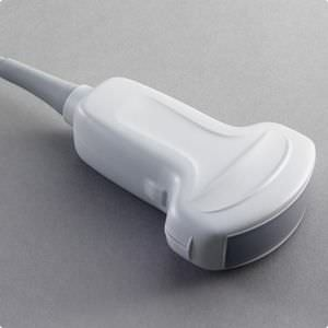 convex array ultrasound transducer / abdominal / musculoskeletal / obstetrical/gynecological