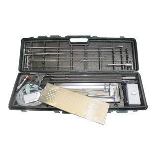 laparoscopic surgery veterinary instrument kit / for cattle